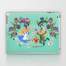 Wonderland Wallpainting Laptop & iPad Skin