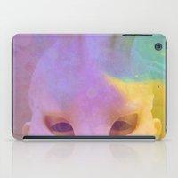 rabbit iPad Cases featuring rabbit by Maria Enache