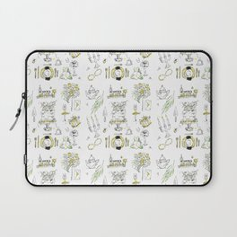 Golden Wedding Tori Beth Laptop Sleeve