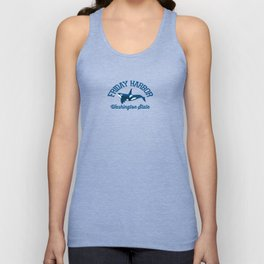 Friday Harbor. Unisex Tank Top