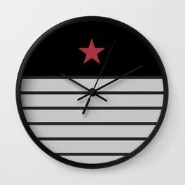 Winter's Arm Wall Clock