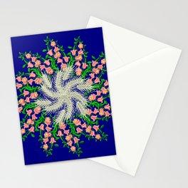 Mandala #103, Wheat, Symbol of Life Stationery Cards