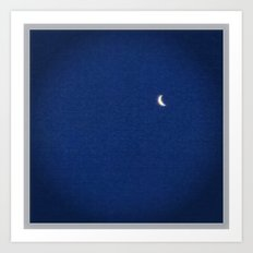 Good Night, Moon Art Print