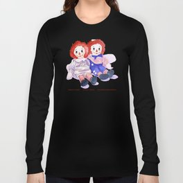 Raggedy Anne / Andy Long Sleeve T-shirt