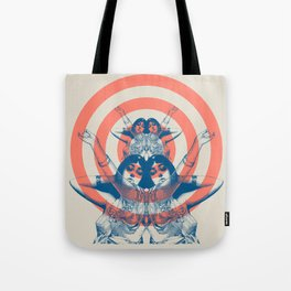 Space Ritual Tote Bag