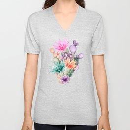 Cacti Love Unisex V-Neck