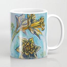 Daffodil sketch Coffee Mug