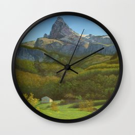 Italian Daydream Wall Clock