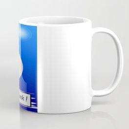Fisch macht schlank. Coffee Mug