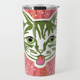 Razzle Dazzle Mollycat Travel Mug