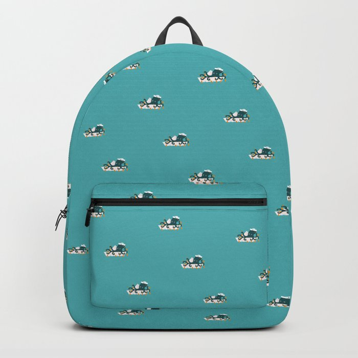 Sailor Octopus Backpack