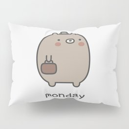 Monday Pillow Sham