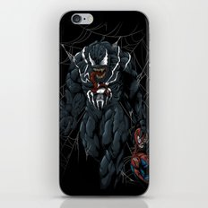 Vicious Venom Violence iPhone & iPod Skin
