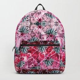 Jungle Eye Grid - Symmetry Backpack