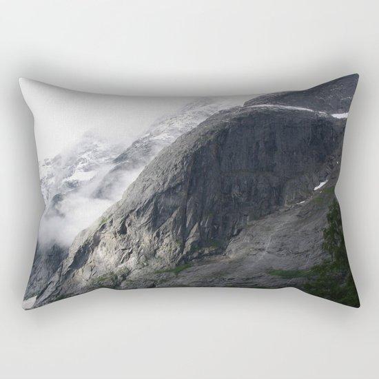 Mountain landscape #norway Rectangular Pillow