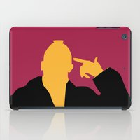 taxi driver iPad Cases featuring Taxi Driver by FilmsQuiz