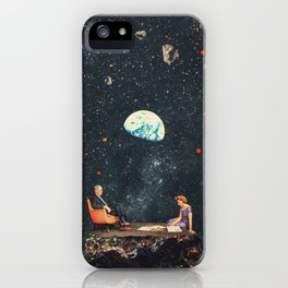 I'm Not going Anywhere iPhone Case