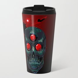Horror From Beyond Time and Spaaaaaaace! Travel Mug
