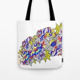Shout!! Tote Bag
