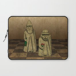 Playing for Peace Laptop Sleeve