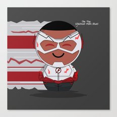 ChibizPop: Wally Canvas Print