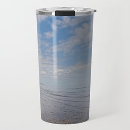 Ripples in the Tide Travel Mug