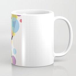 Rabbit Before Coffee Mug
