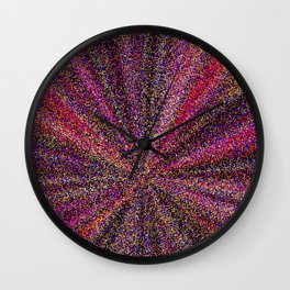Nova-Explosion Wall Clock