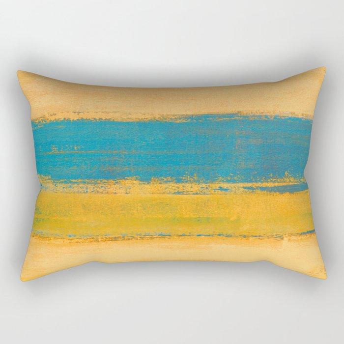 Fast Forward Rectangular Pillow