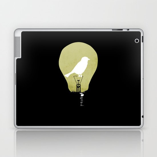 ideas take flight Laptop & iPad Skin