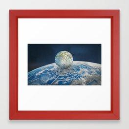 eXoConstruk Framed Art Print