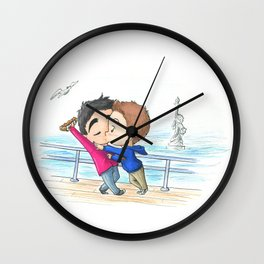 Come get it Wall Clock