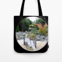 A Hole New World  Tote Bag