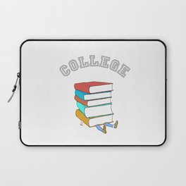 College Textbooks and Student Loans Laptop Sleeve