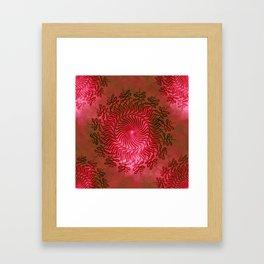 Mandala vibes 5. Framed Art Print
