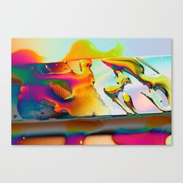 Sticky Canvas Print