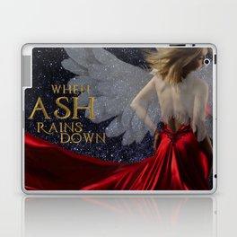 When Ash Rains Down Laptop & iPad Skin