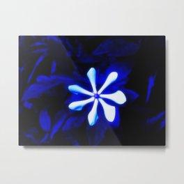 Perfect Blue: Blur Metal Print