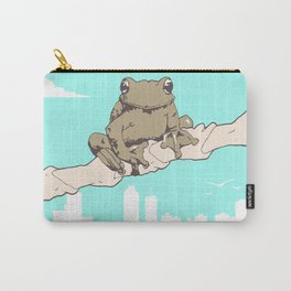 City Frog Carry-All Pouch