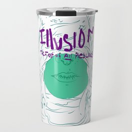 illusion Travel Mug
