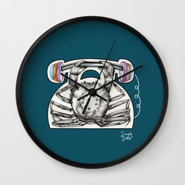 That's not a phone Wall Clock