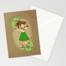 Retro Sailor Jupiter Stationery Cards
