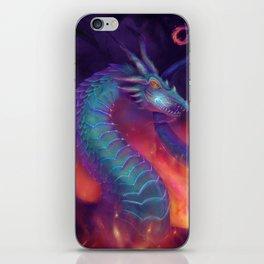 Lightning Dragon iPhone Skin