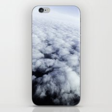 Up in the clouds iPhone & iPod Skin