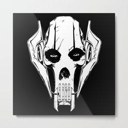 Grievfits 2.0 Metal Print