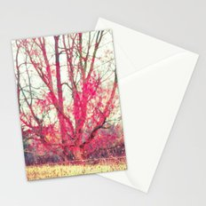 Ruby Winter Stationery Cards
