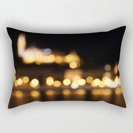 Bastion Bokeh Rectangular Pillow