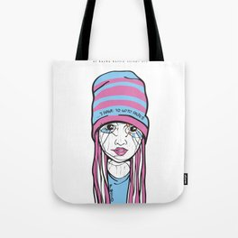 El Bocho · Berlin Street Art Tote Bag