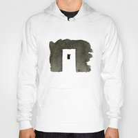 greece Hoodies featuring Greece by Paul Stickland for StrangeStore