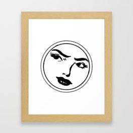 Suspect Framed Art Print